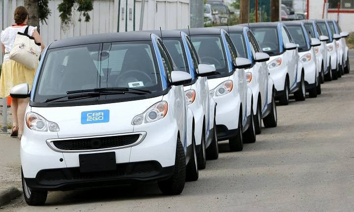 Vehicle Service Due Status Report Lovely Car Sharing Service Car2go to Leave toronto Due to City's