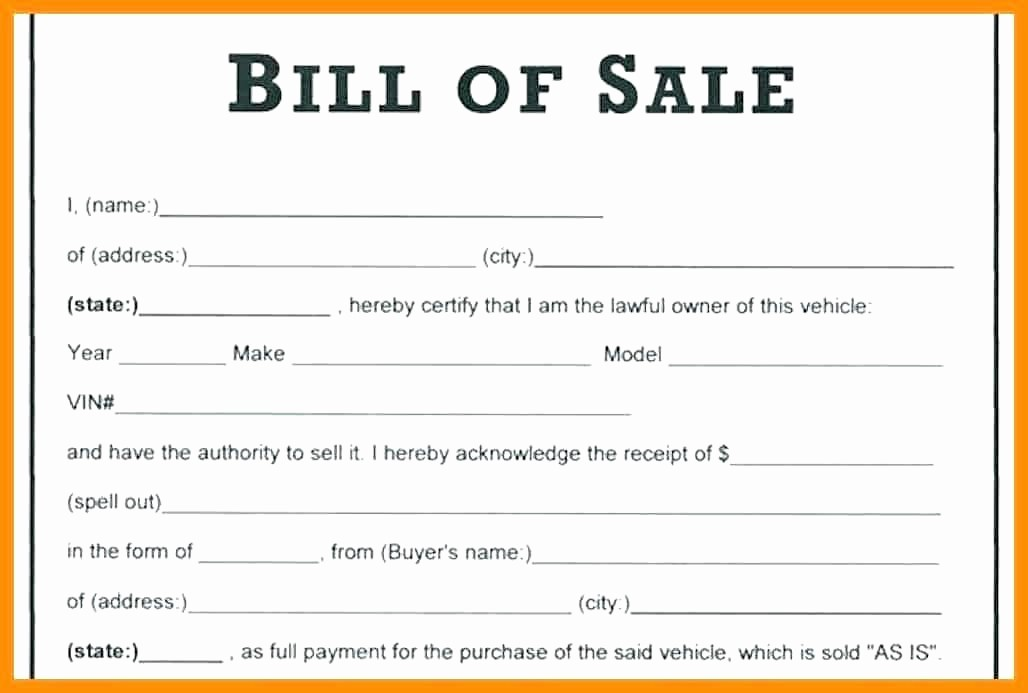 Vehicle sold as is Template Best Of sold as Seen Receipt Goods sold Receipt – Autonetub