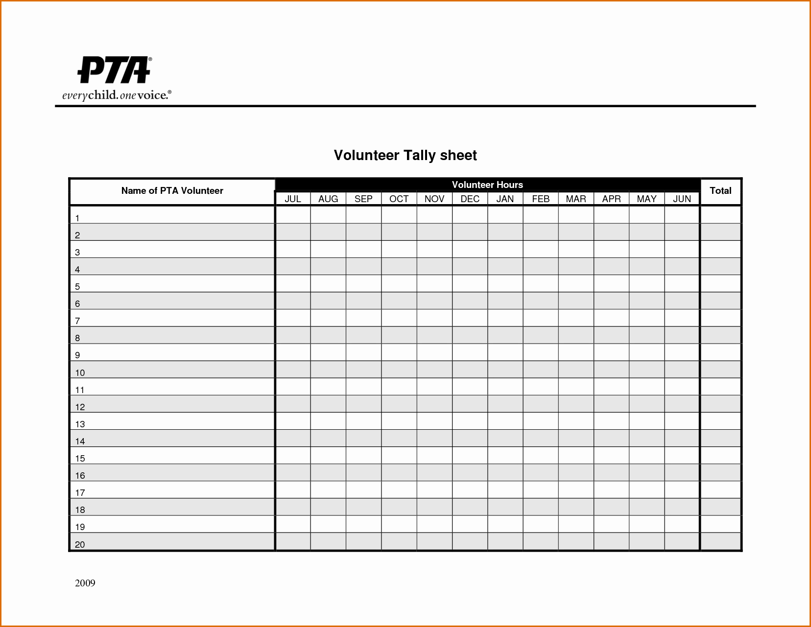 Volunteer Sign Up form Template New 8 9 Volunteer Sign Up Template
