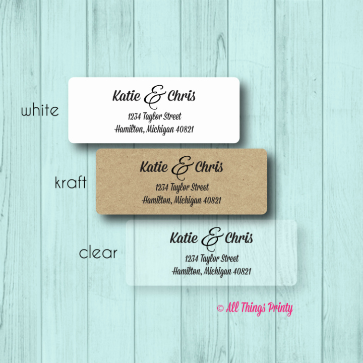 Wedding Address Labels Template Free Luxury 17 Wedding Address Label Designs Psd Vector Eps