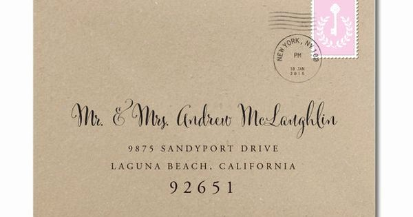 Wedding Address Labels Template Free Unique Envelope Template Printable Envelope Addressing Wedding