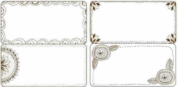Wedding Address Labels Template Free Unique Fancy Label Templates Free – Giancarlosopofo