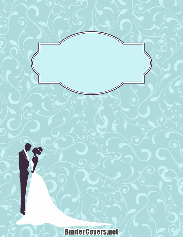 Wedding Binder Cover Page Template Best Of Printable Wedding Binder Cover