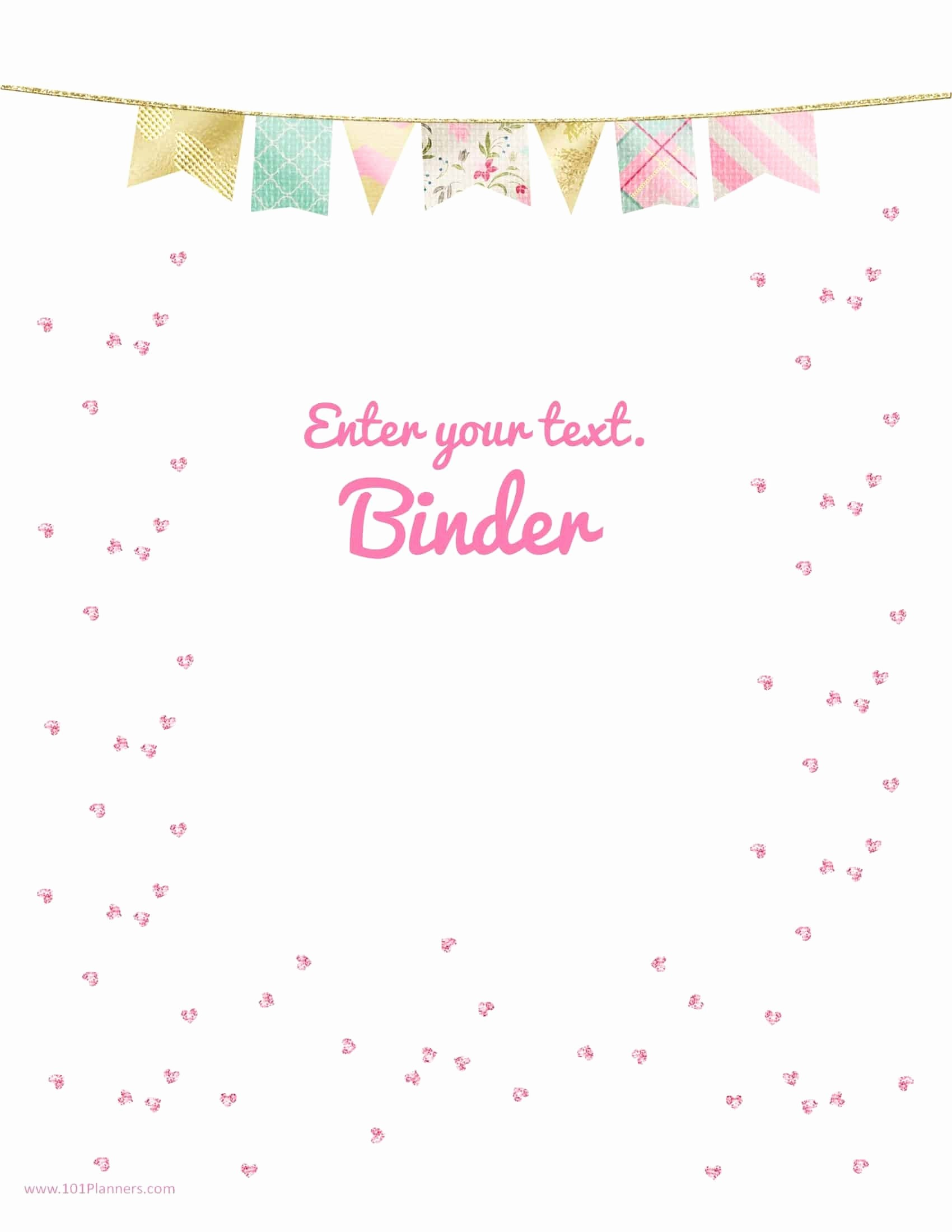 Wedding Binder Cover Page Template Fresh Free Binder Cover Templates