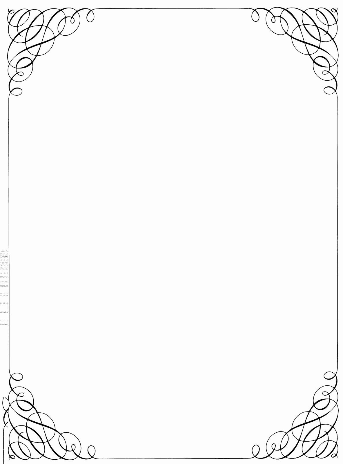 Wedding Borders for Microsoft Word Awesome Free Border Clipart for Word & Look at Clip Art