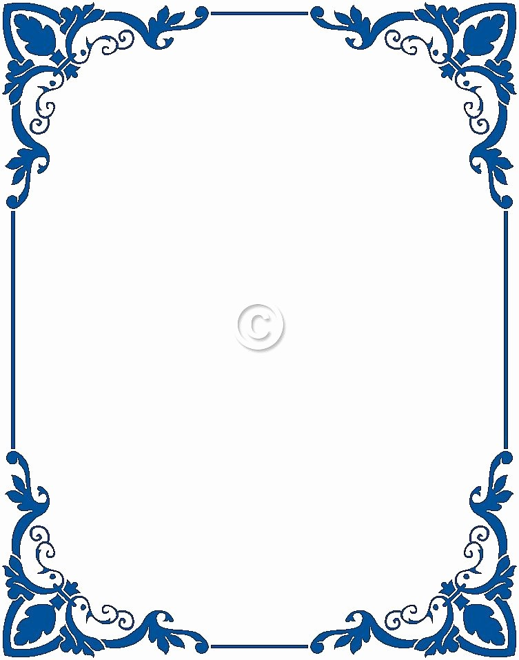 Wedding Borders for Microsoft Word Beautiful Free Border Clip Art Clip Art