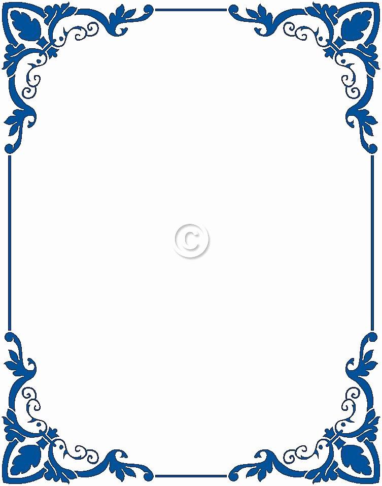 Wedding Borders for Microsoft Word Beautiful Free Border Clip Art Clip Art