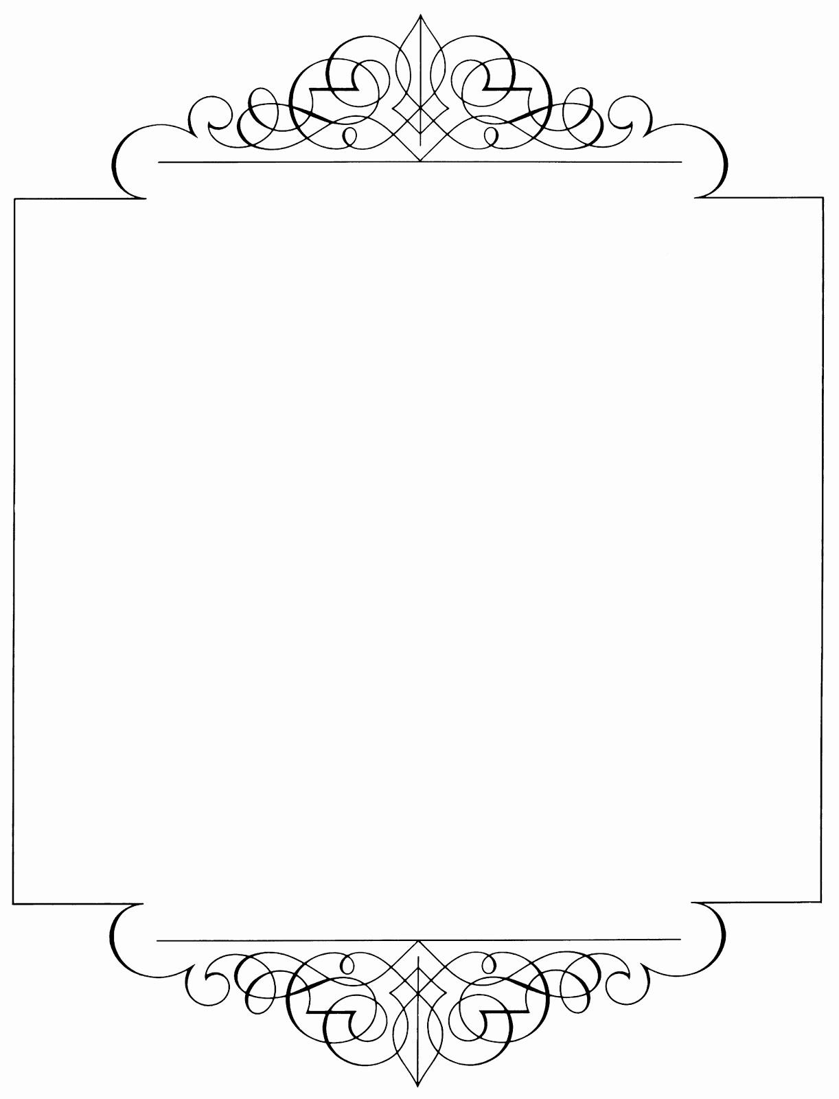Wedding Borders for Microsoft Word Beautiful Free Elegant Borders and Frames High Quality Wallpaper