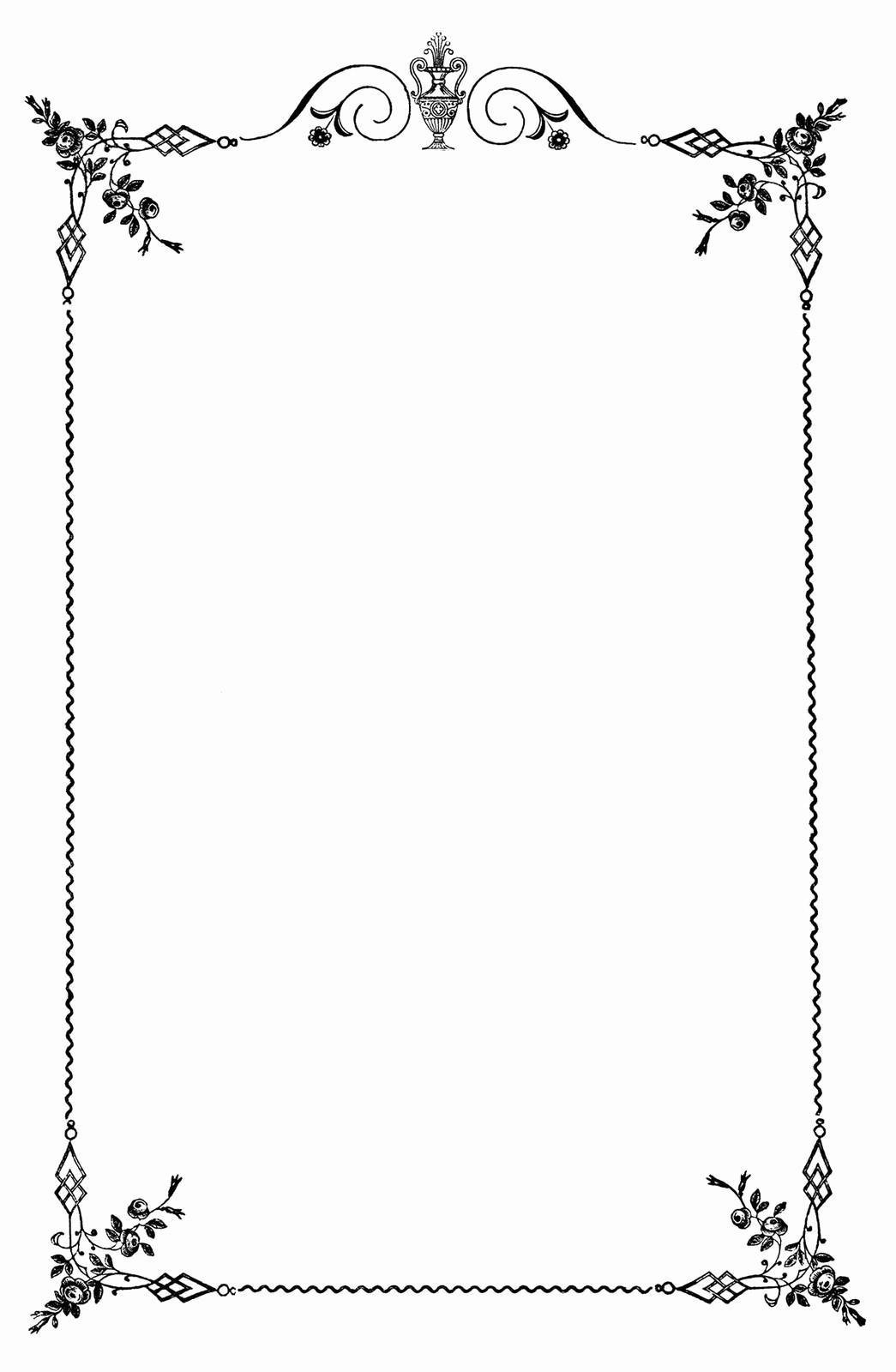 Wedding Borders for Microsoft Word Fresh Wedding Borders – Gclipart