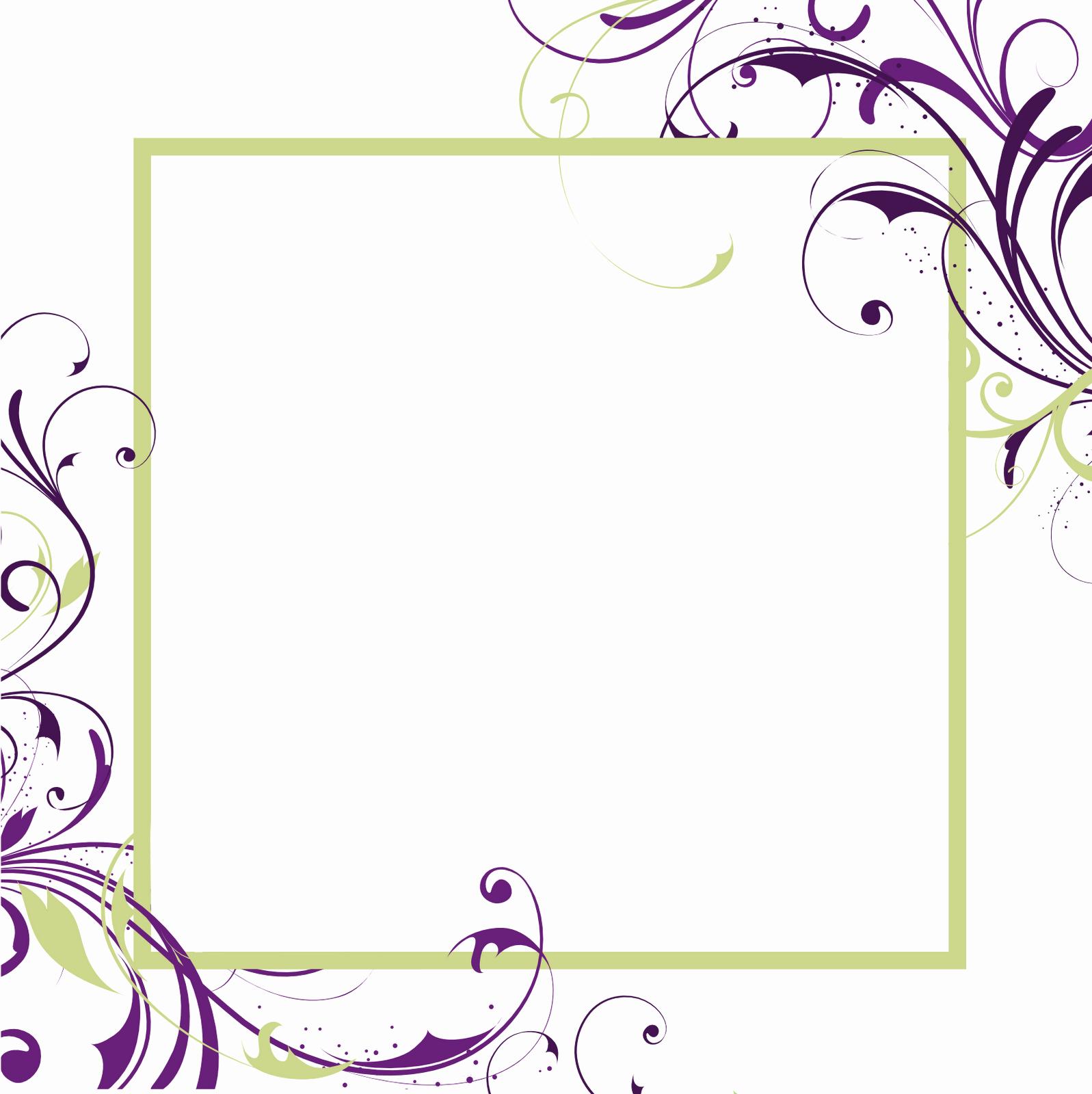 Wedding Borders for Microsoft Word Lovely Fancy Frame Border Transparent Free Bord Wedding