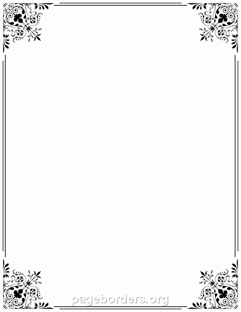 Wedding Borders for Microsoft Word Luxury Pin by Jessica Perry On Crafts Pinterest
