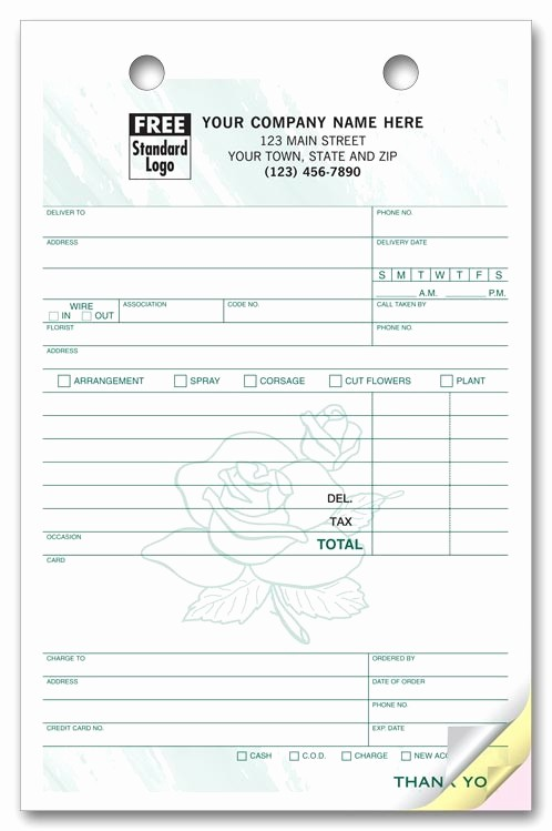 Wedding Flowers order form Template Lovely Index Of Cdn 19 1997 543