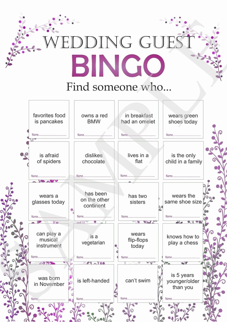 Wedding Guest List Print Out New 25 Best Ideas About Board Game Wedding On Pinterest