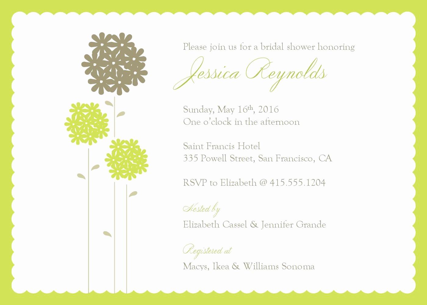 Wedding Invitation Template Word Free Beautiful Invitation Word Templates Free Wedding Invitation Word