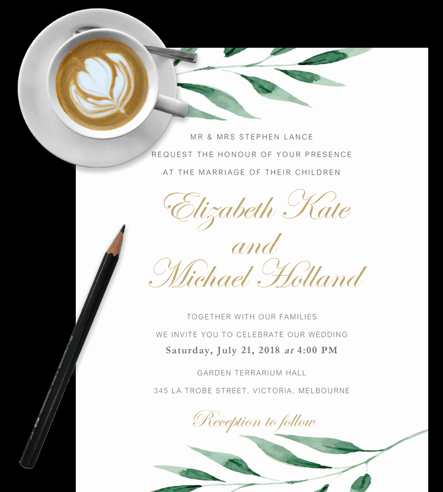 Wedding Invitation Template Word Free Fresh Free Wedding Invitation Templates In Word [download