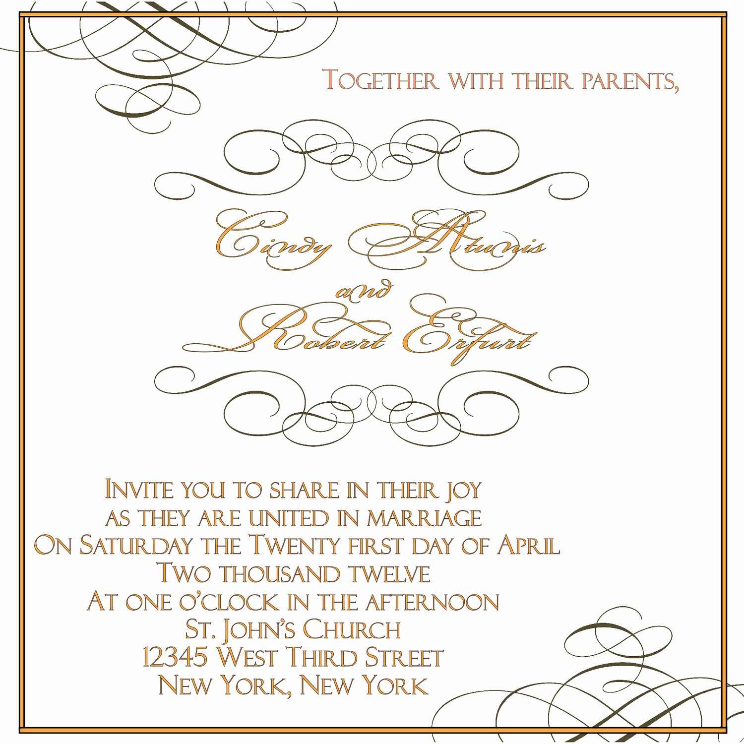 Wedding Invitation Template Word Free Inspirational Applying the Wedding Planning Templates