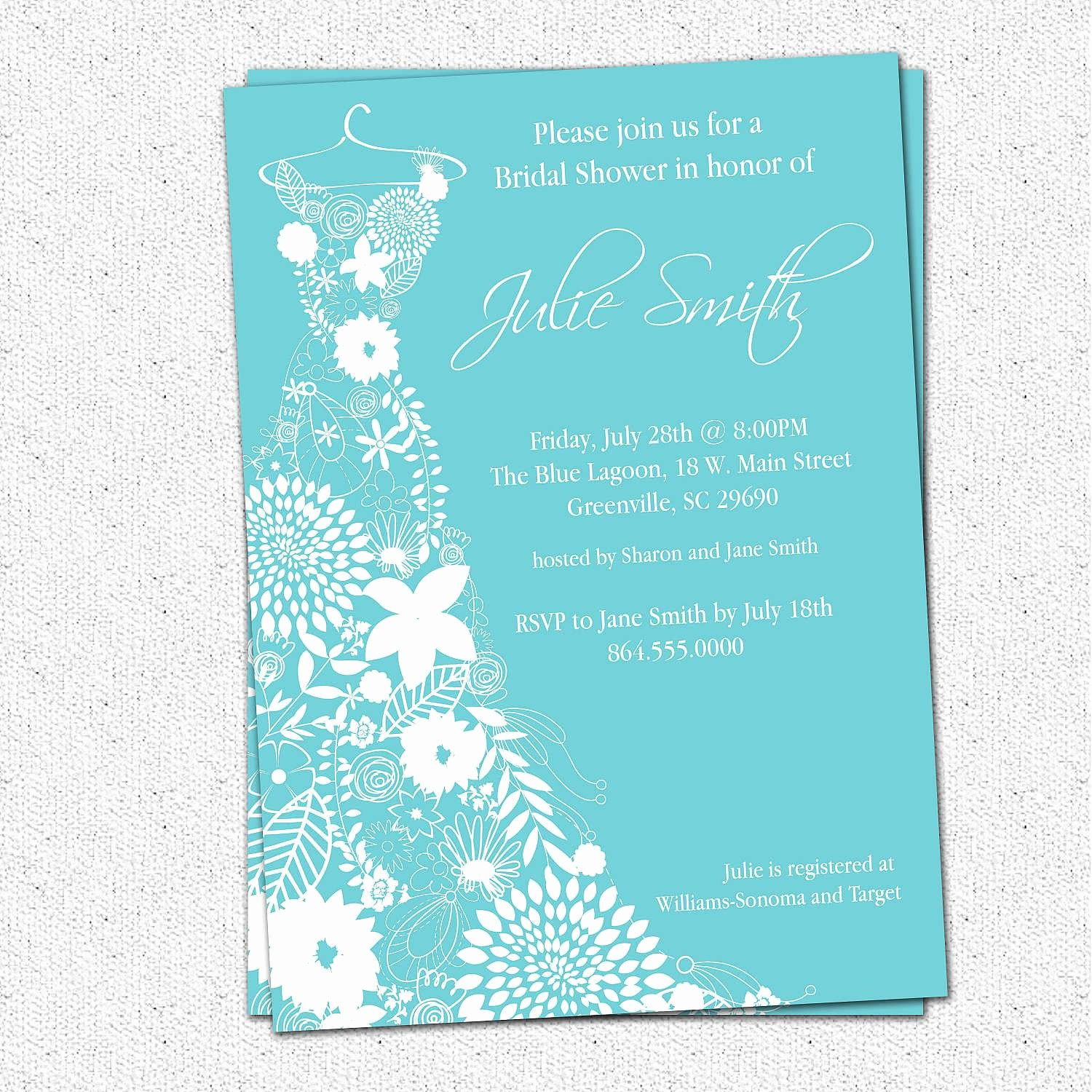 Wedding Invitations Templates Microsoft Word Best Of Bridal Shower Invitation Templates Microsoft Word