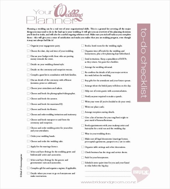 Wedding Planning Timeline Template Excel Beautiful 29 Wedding Timeline Template Word Excel Pdf Psd