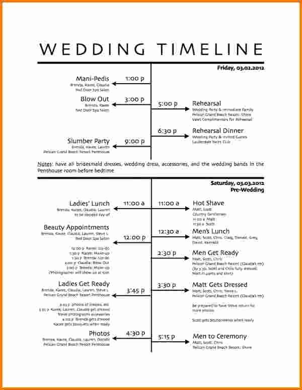Wedding Planning Timeline Template Excel Inspirational Wedding Planning Timeline Excel