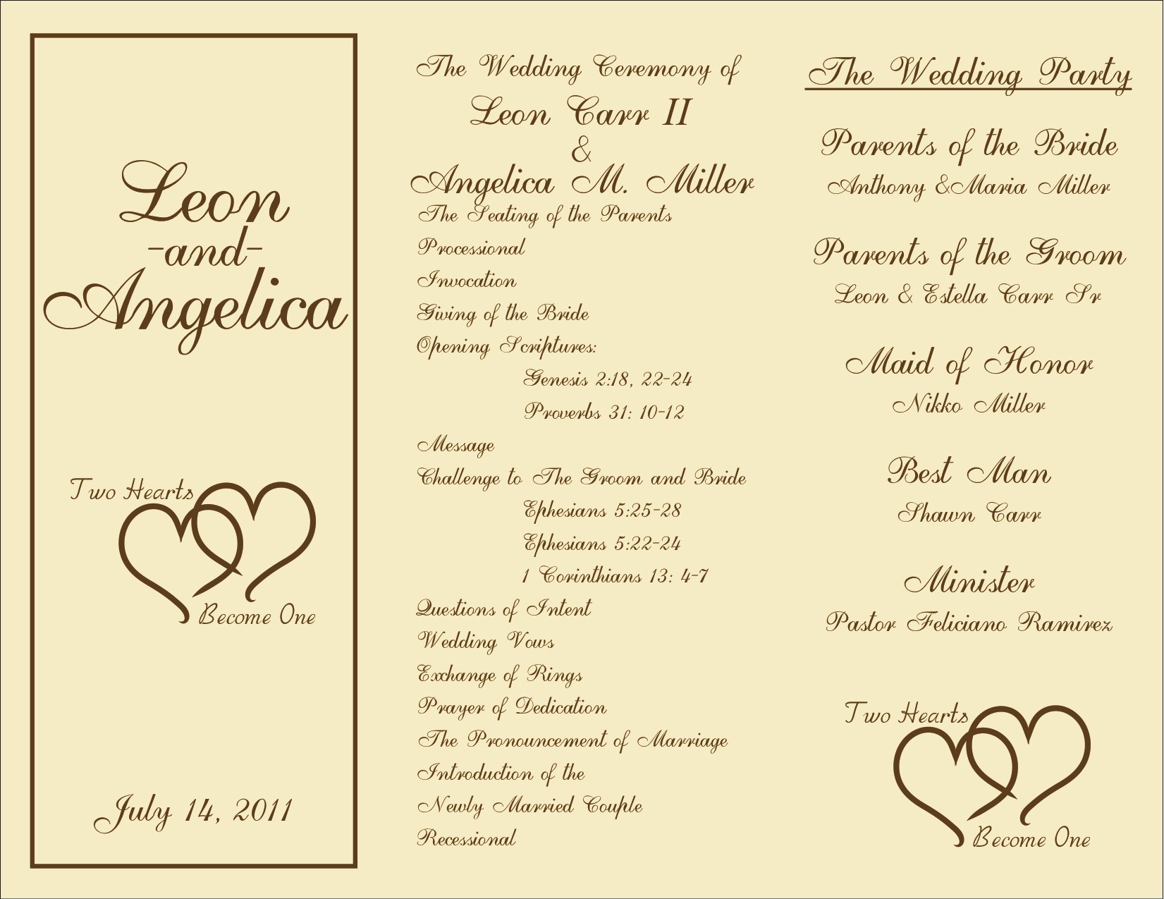 Wedding Programs Templates Free Download Best Of Beautiful Free Printable Wedding Invitation Templates