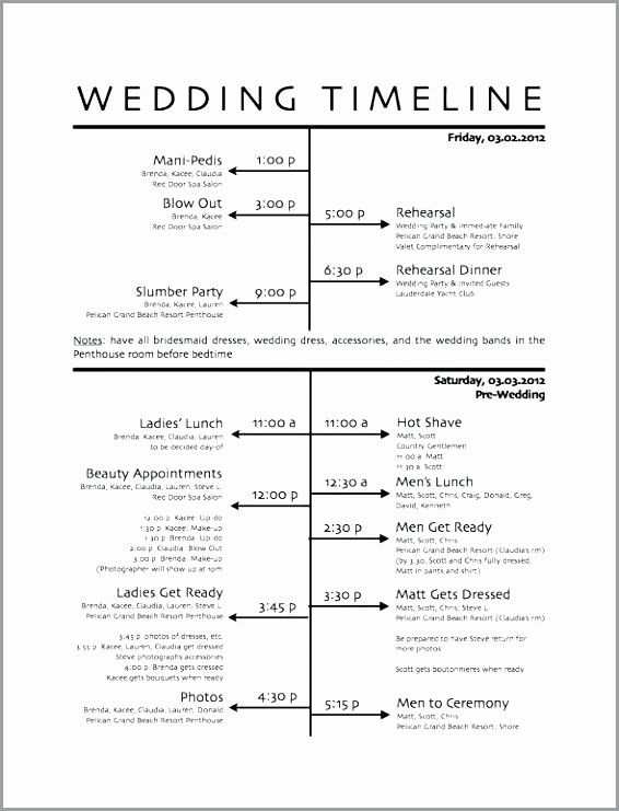 Wedding Reception song List Template Awesome top Result Wedding Day Timeline Template Word Lovely