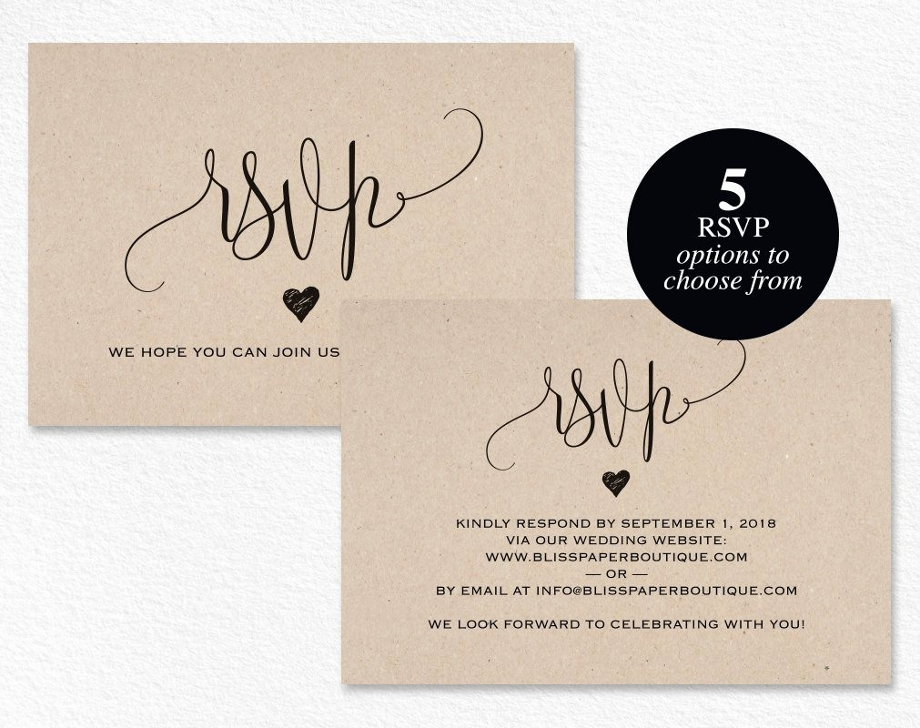 Wedding Response Card Template Free Best Of Rsvp Postcard Rsvp Template Wedding Rsvp Cards Wedding Rsvp