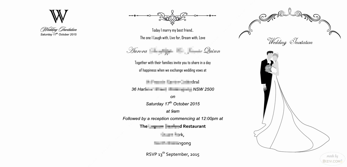 Wedding Response Card Template Free Elegant Free Wedding Invitation Templates Biziv Promotional Products