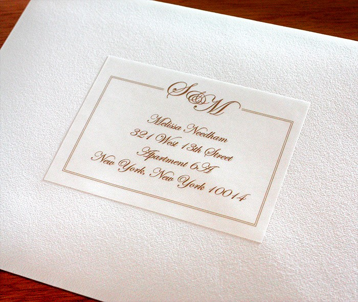 Wedding Return Address Label Template Luxury Wedding Card Labels Awesome Wedding Envelope Address