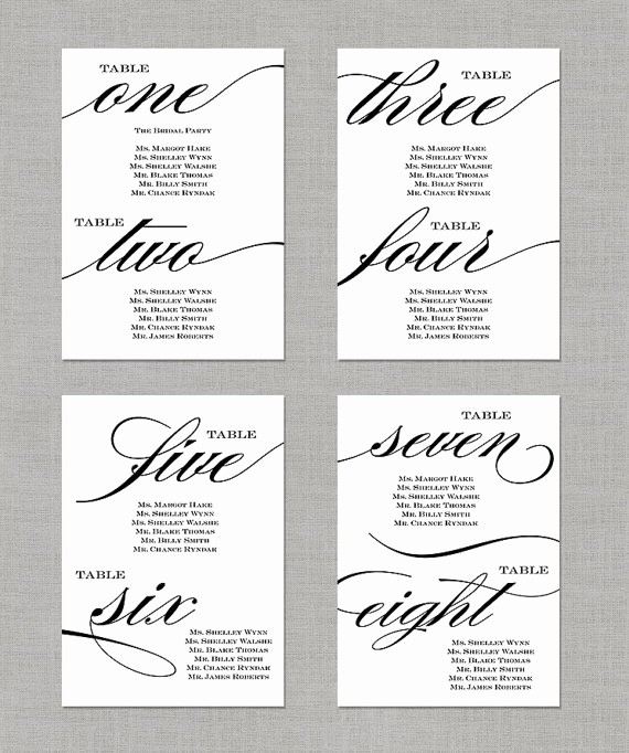 Wedding Seating Charts Templates Free Luxury Wedding Reception Seating Chart Template Round Tables