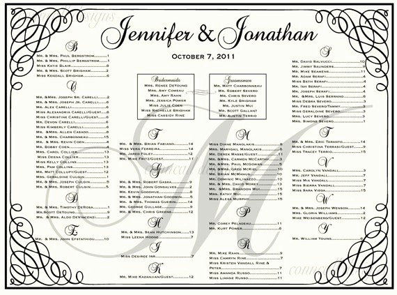 Wedding Seating Charts Templates Free Unique Wedding Seating Chart Seating Template Wedding Seating
