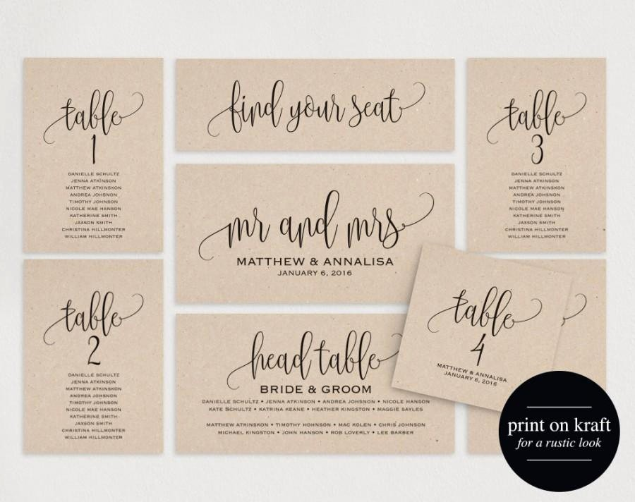 Wedding Table Seating Chart Template Lovely Wedding Seating Chart Template Seating Plan Wedding