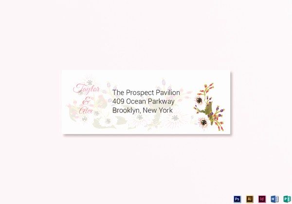 Wedding Tags Template Microsoft Word Elegant 43 Wedding Templates Word