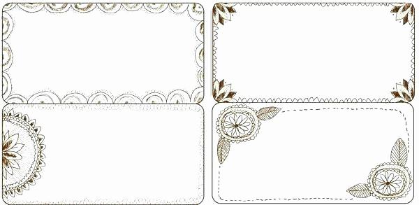 Wedding Tags Template Microsoft Word Elegant Wedding Label Template – Mediaschoolfo