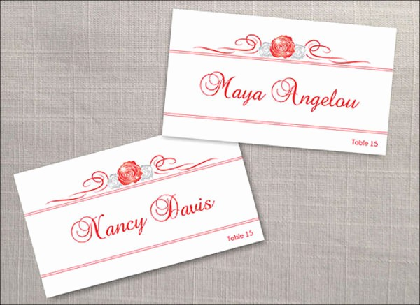Wedding Tags Template Microsoft Word Fresh 9 Name Tag Templates Word Free Psd Ai Vector Eps