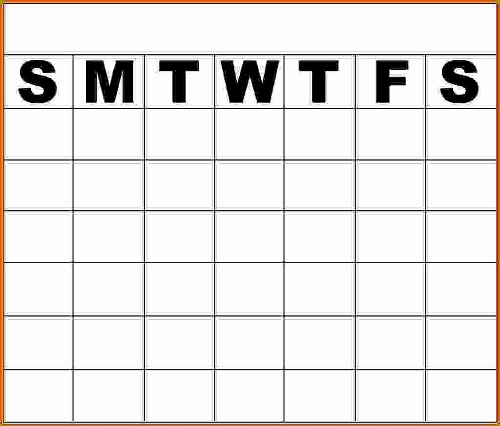 Weekly Calendar Monday Through Friday Inspirational 11 Monday Through Friday Printable Calendar