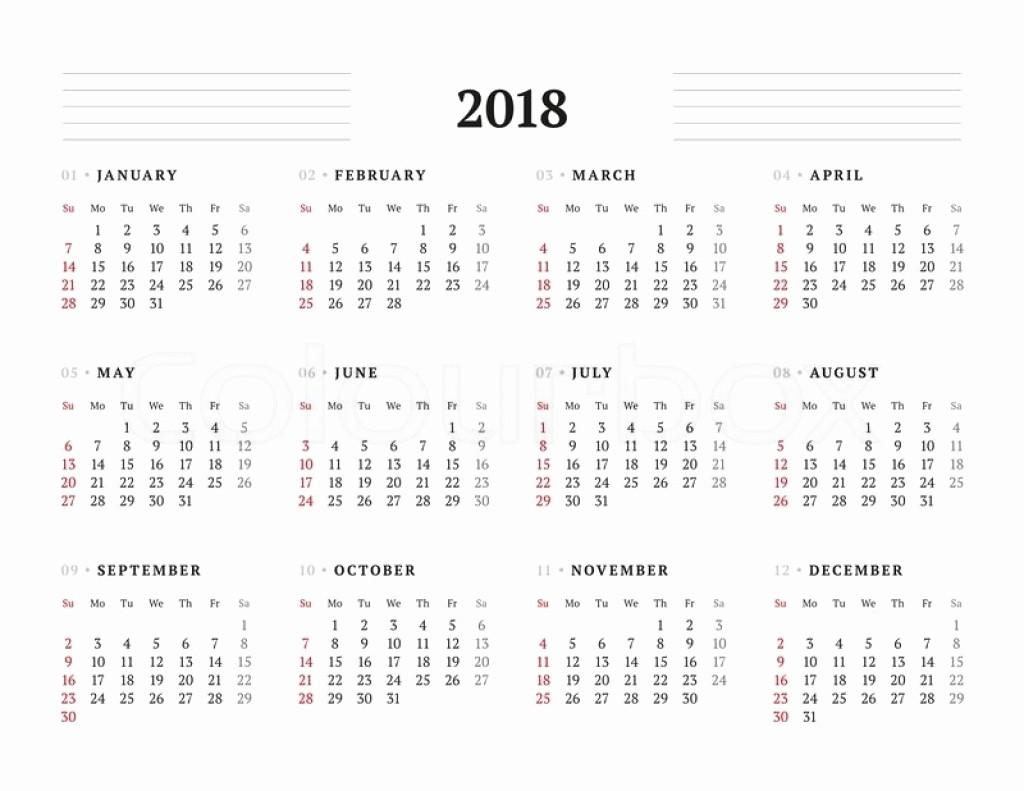 Weekly Calendar Starting with Monday Luxury 2018 Calendar Monday Week Start