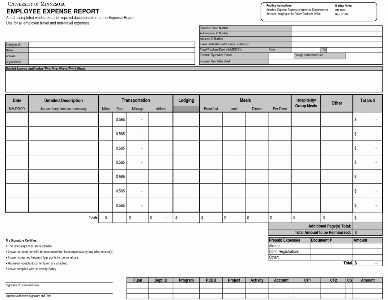 Weekly Expense Report Template Excel New Detailed Expense Report Template Spreadsheet Templates for