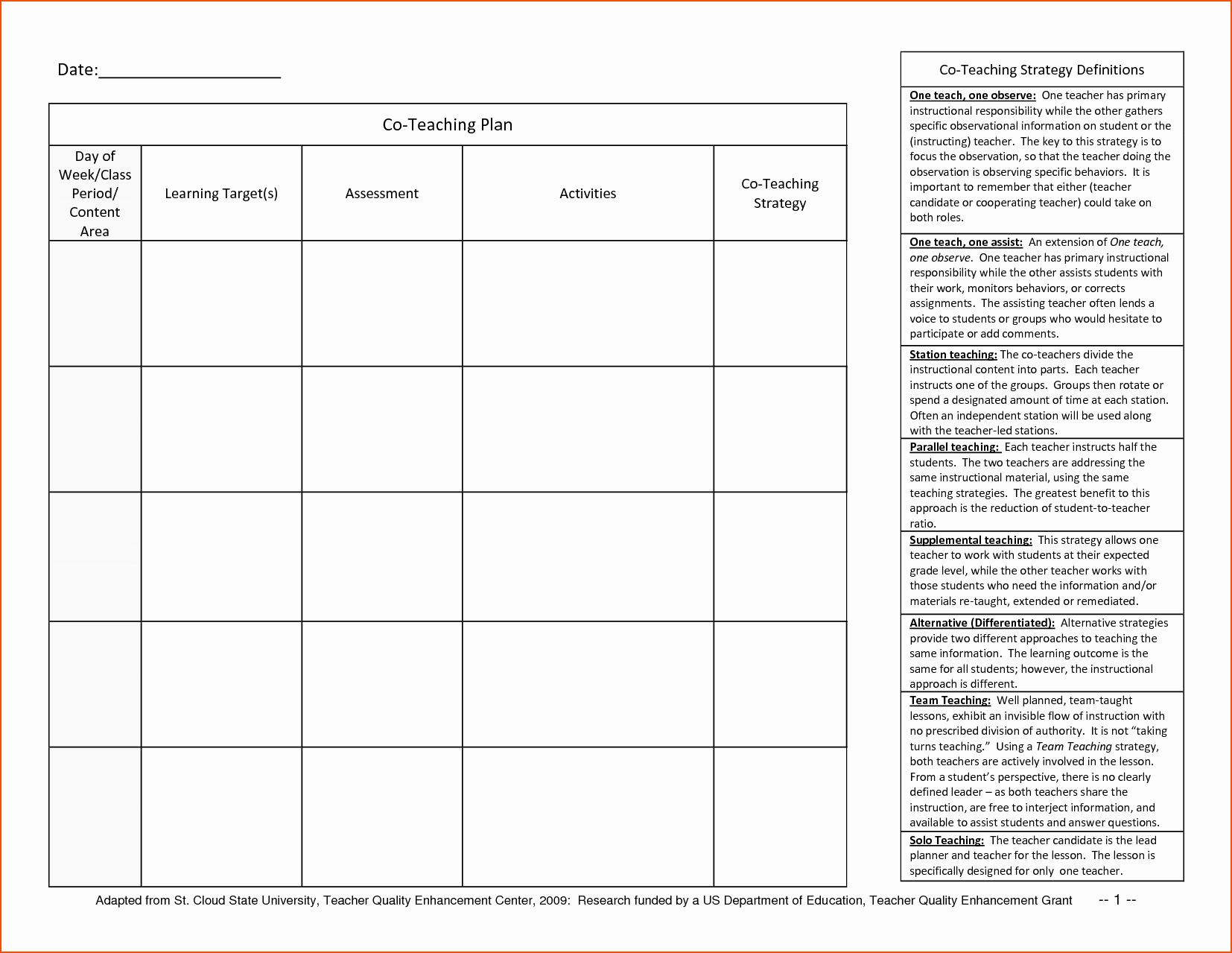 Weekly Planning Template for Teachers Best Of 8 Teacher Planner Template Bookletemplate