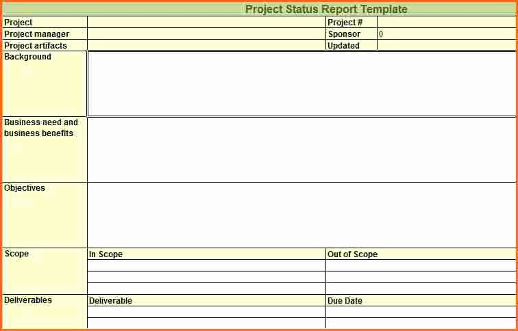 Weekly Project Status Report Templates Best Of 8 Weekly Status Report Template Doc Bud Template Letter