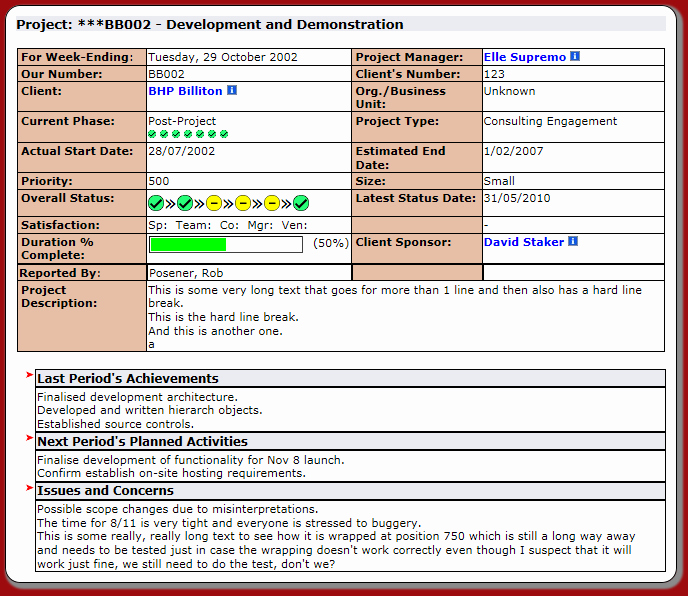 Weekly Project Status Report Templates Fresh Best S Of Weekly Status Report Powerpoint Template