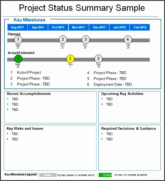 Weekly Project Status Report Templates Luxury 9 Basics Weekly Status Report Sampletemplatess