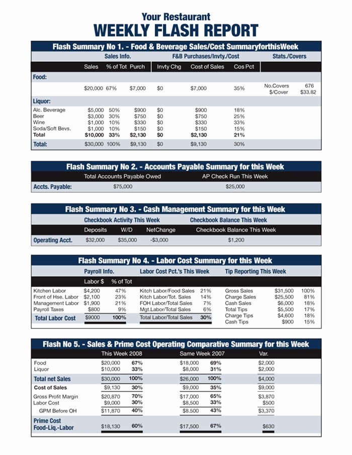Weekly Sales Call Report Template Fresh Best S Of Weekly Sales Report Template for