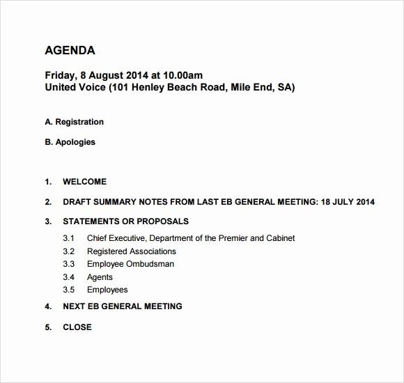 Weekly Staff Meeting Agenda Template Elegant Weekly Meeting Agenda Template Invitation Template