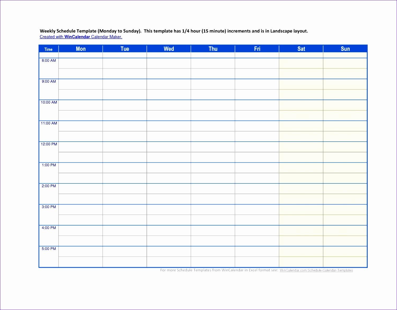 Weekly Staff Meeting Agenda Template Luxury 12 Staffing Schedule Template Excel Free Exceltemplates