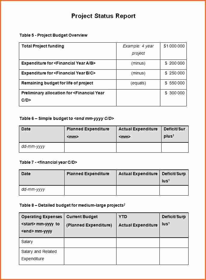 Weekly Team Status Report Template Luxury Weekly Project Status Report Template Excel One Page