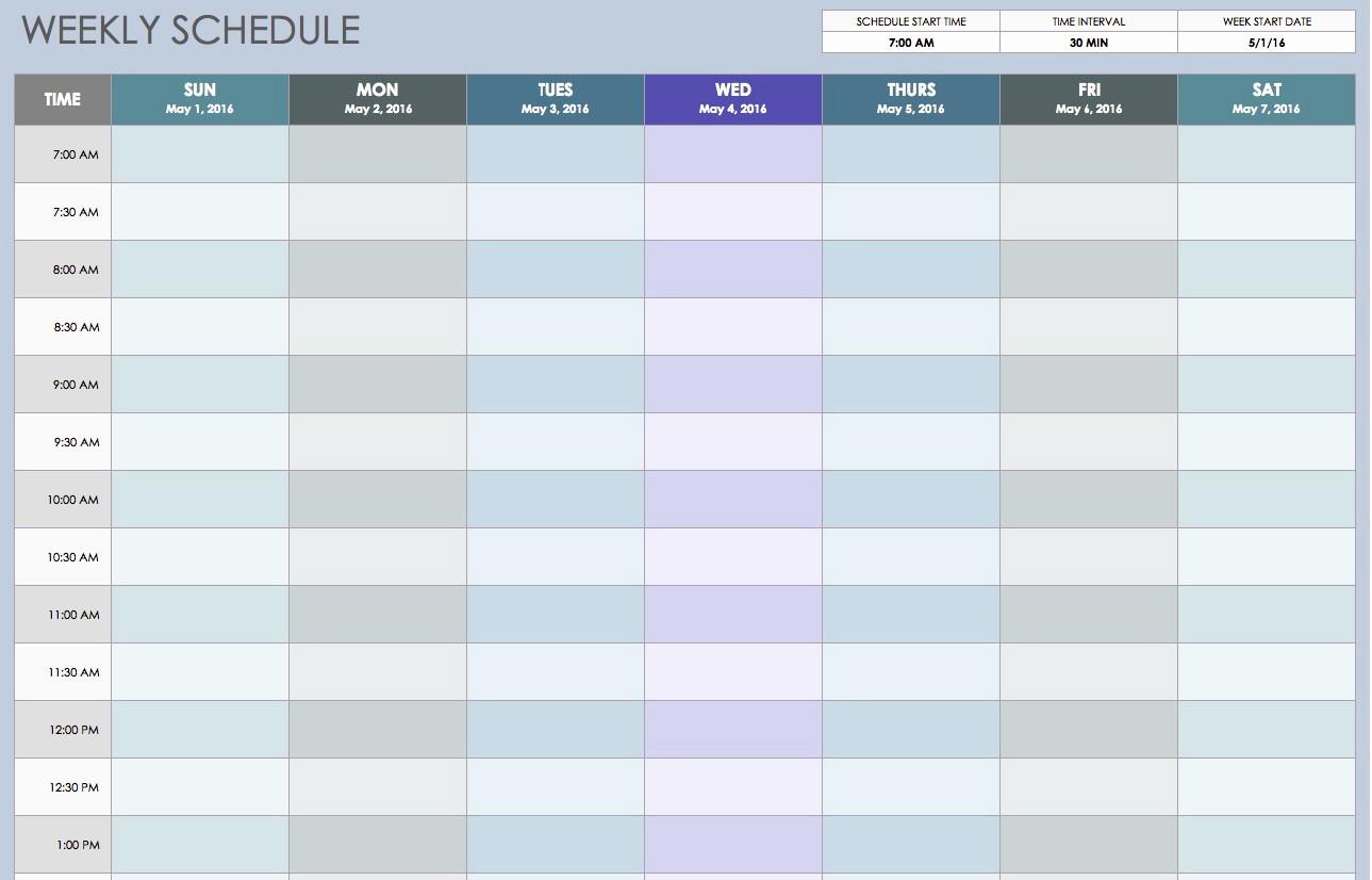 Weekly Work Schedule Template Excel Unique Employee Shift Schedule Template Example Of Spreadshee