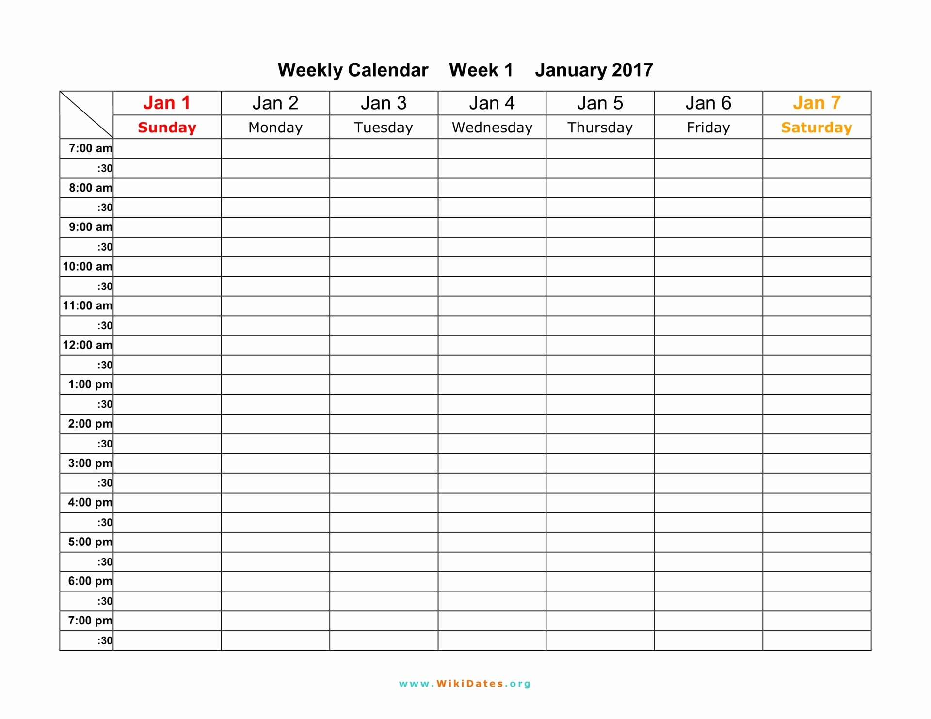 Weekly Work Schedule Template Word Luxury Weekly Calendar Download Weekly Calendar 2017 and 2018