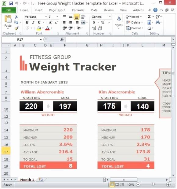 Weight Loss Challenge Chart Template Beautiful 9 Weight Loss Challenge Spreadsheet Templates Excel