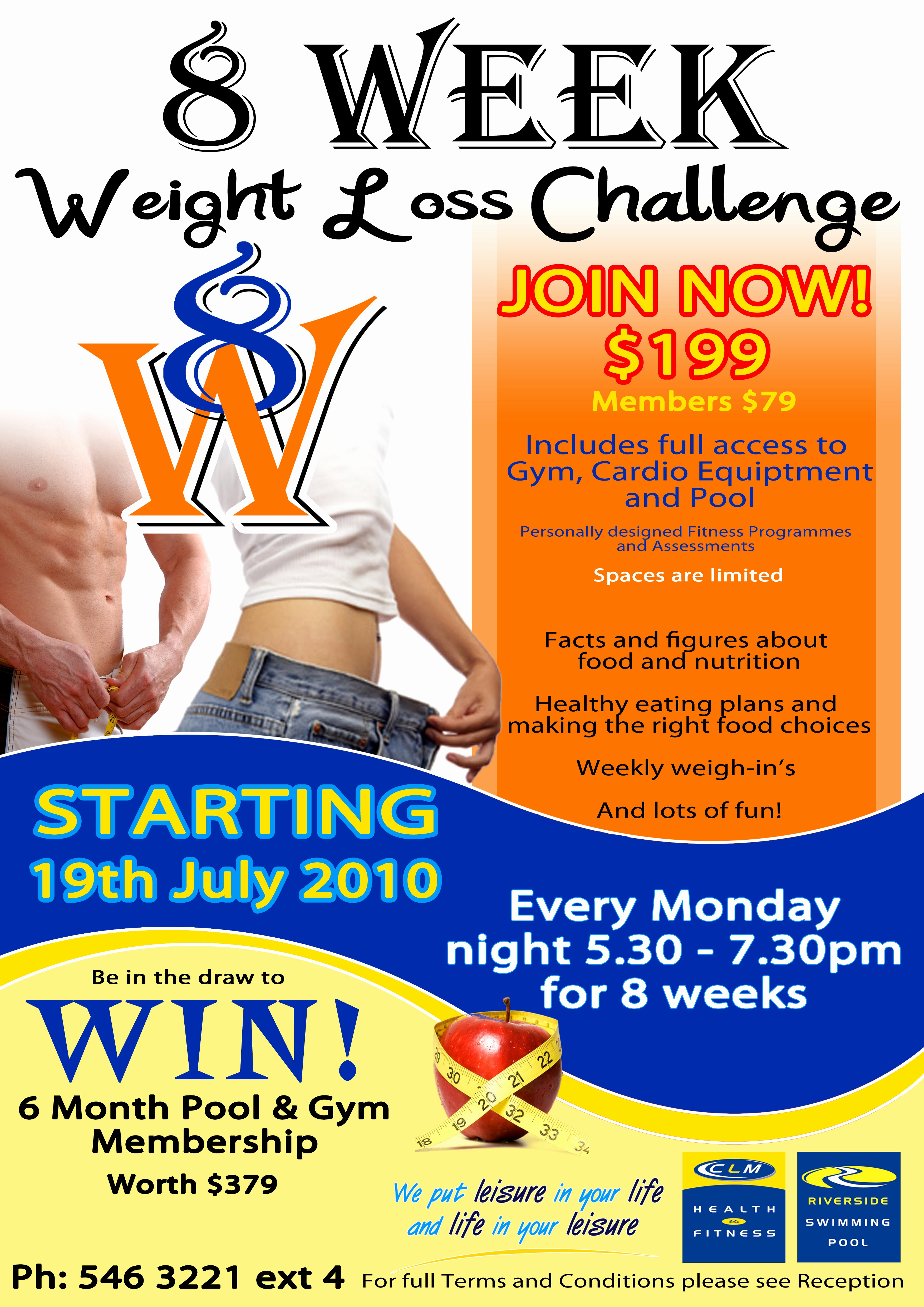 Weight Loss Challenge Flyer Template Awesome Weight Loss Challenge Flyer Template Outletsonlinefo