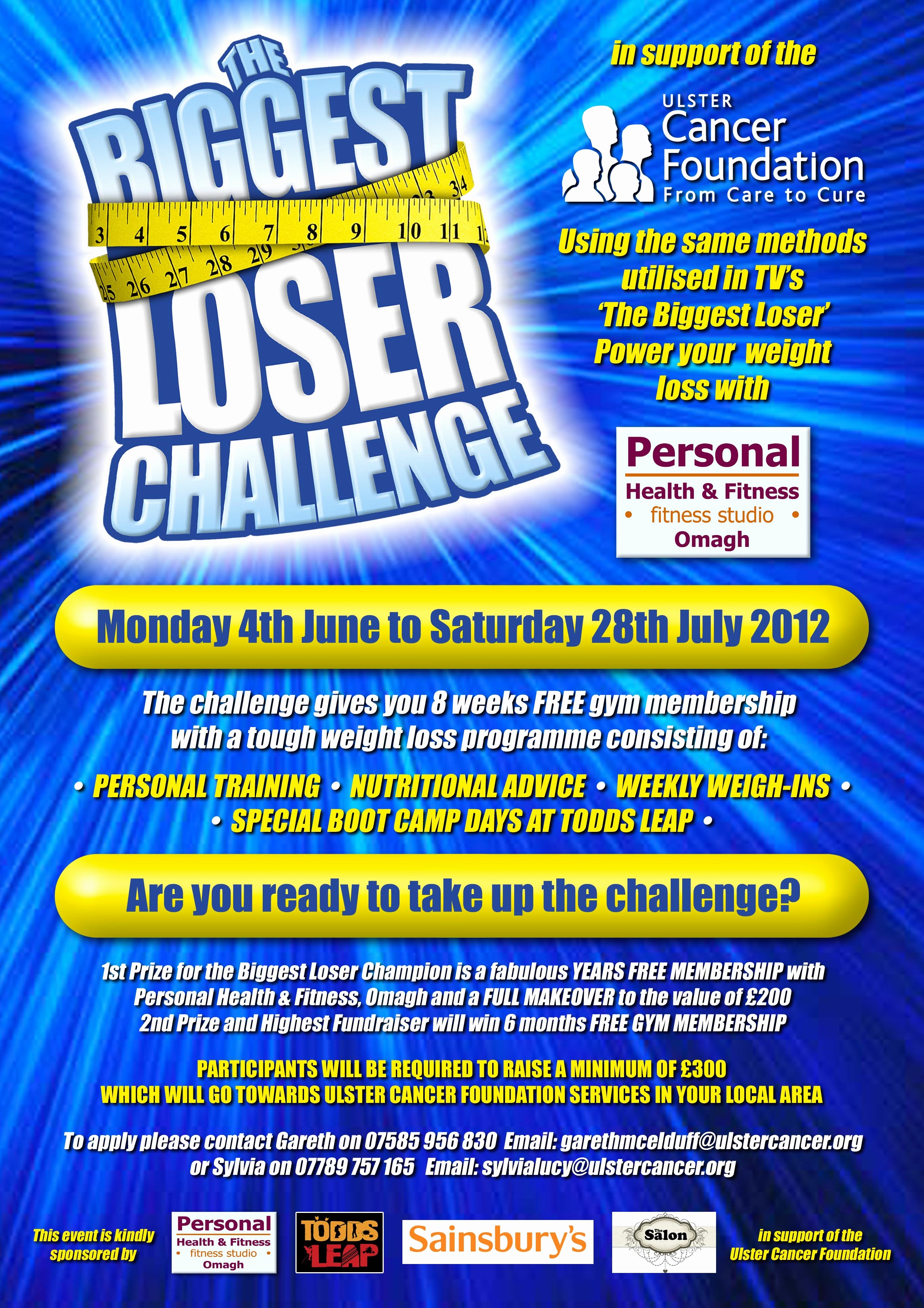 Weight Loss Challenge Flyer Template Lovely Biggest Loser Flyer Template Related Keywords Biggest